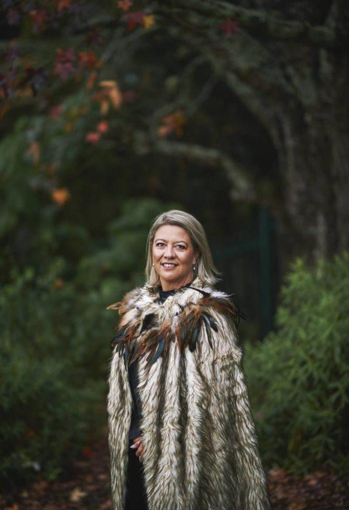 Ngaria Stephenson - Woodlands Park School Principal